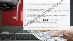 Everbe 2.0 Ransomware Decryption - Is it possible?