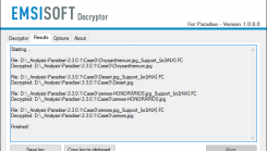 Paradise Ransomware Decryptor Gets Your Files Back for Free